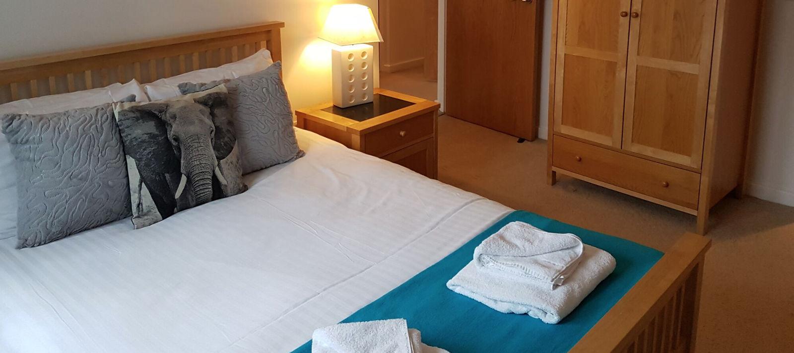 दो बेडरूम अपार्टमेंट, सिटी क्वाड्रंट