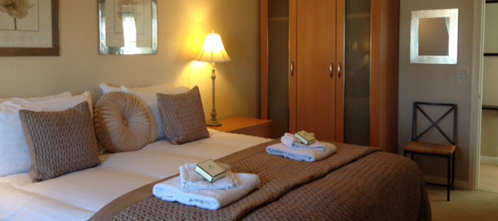 दो बेडरूम अपार्टमेंट, माल्वर्न रोड